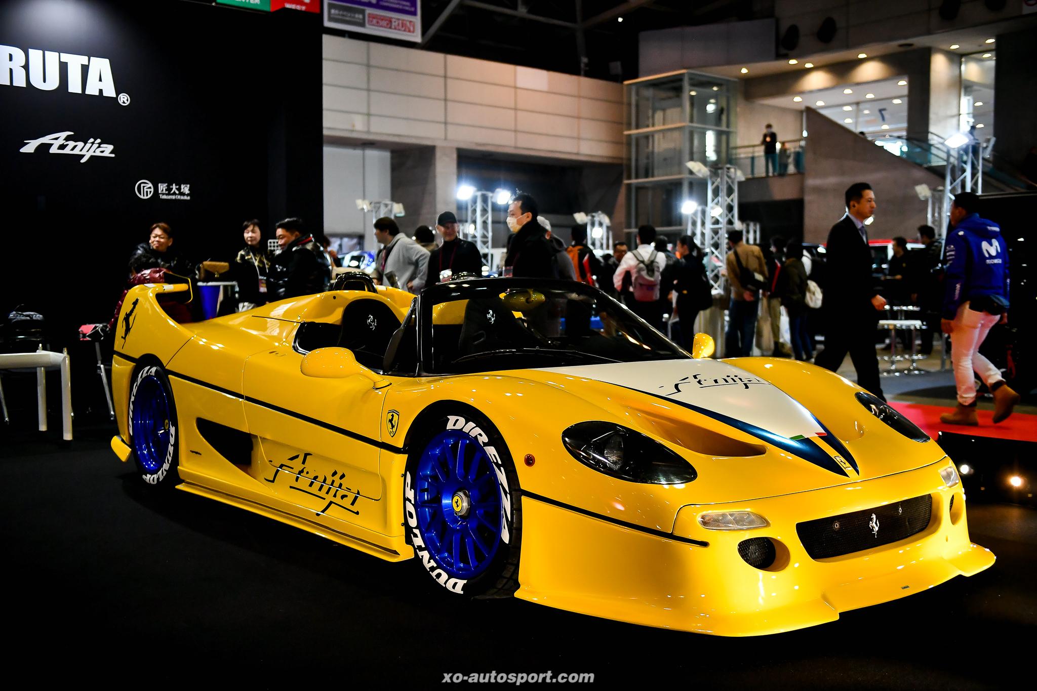 Tokyo Auto Salon TAS-221