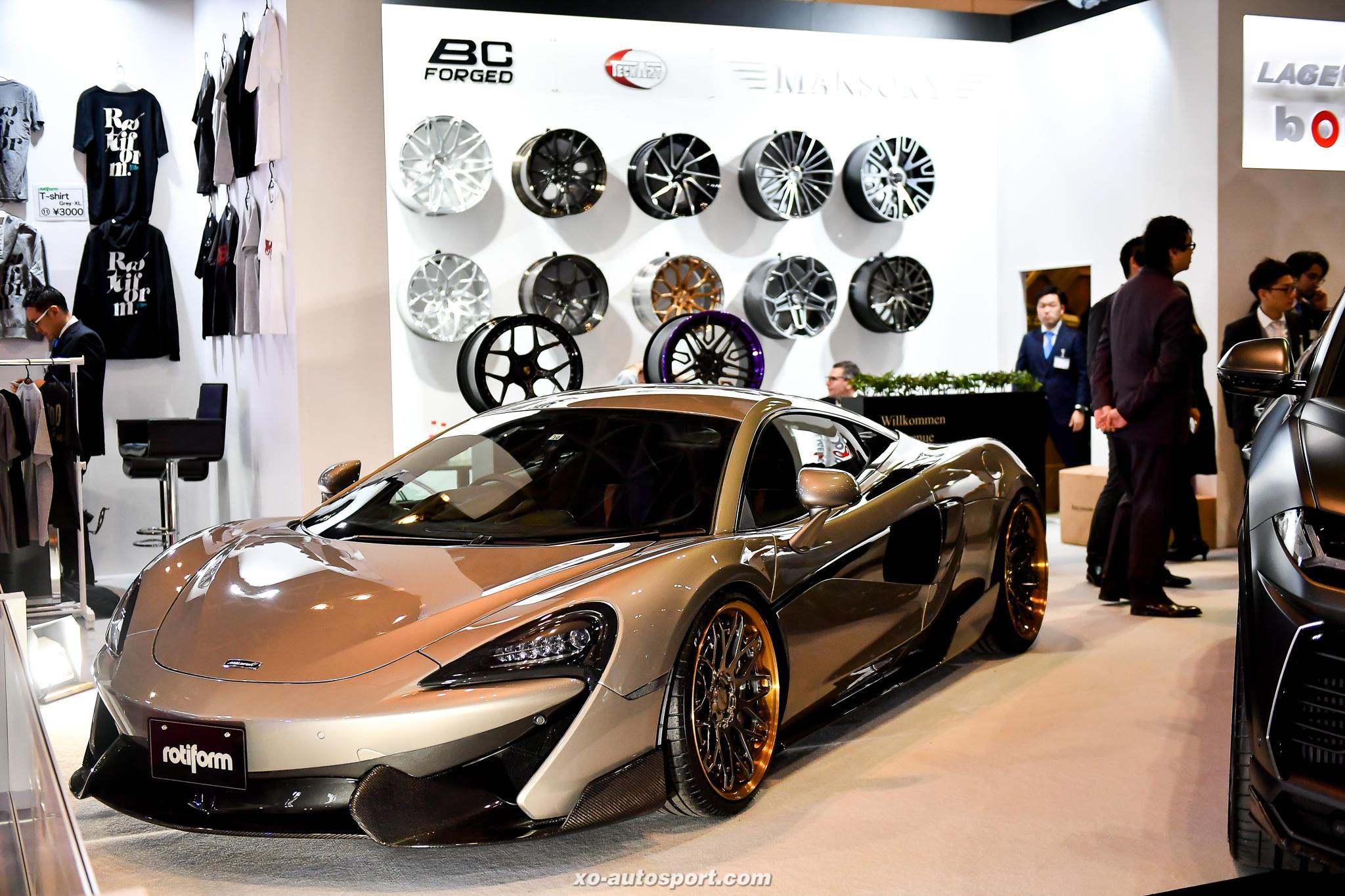 Tokyo Auto Salon TAS-233