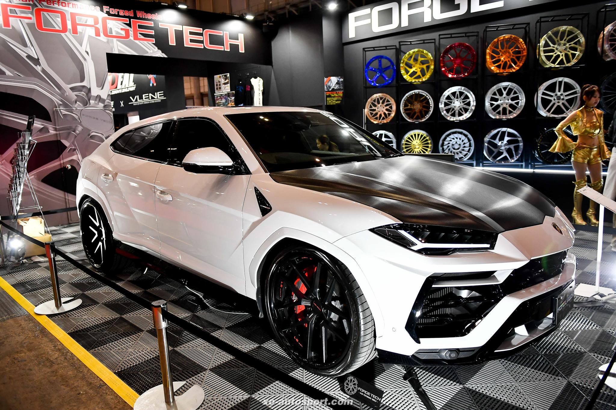 Tokyo Auto Salon TAS-382