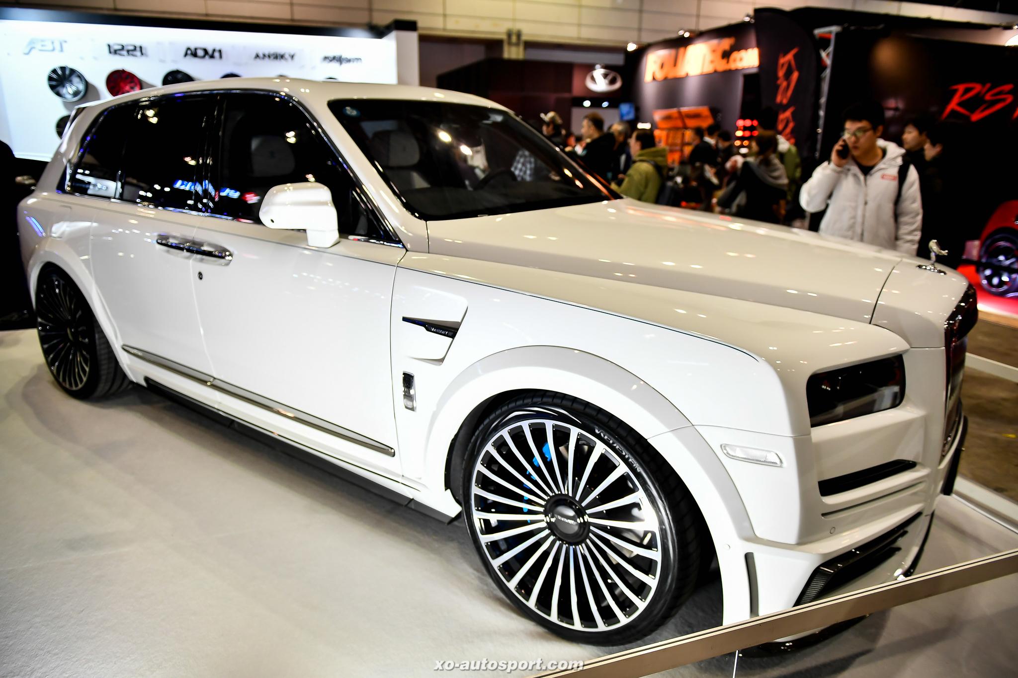 Tokyo Auto Salon TAS-412