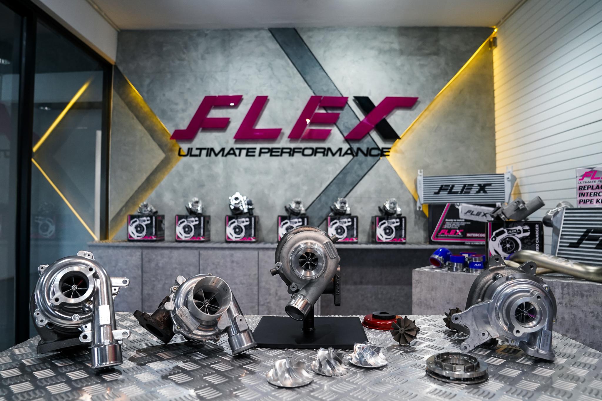 FLEX Turbo 01 Open pic