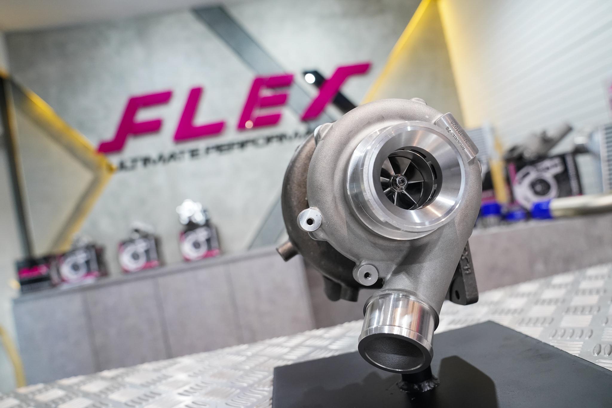 FLEX Turbo 12