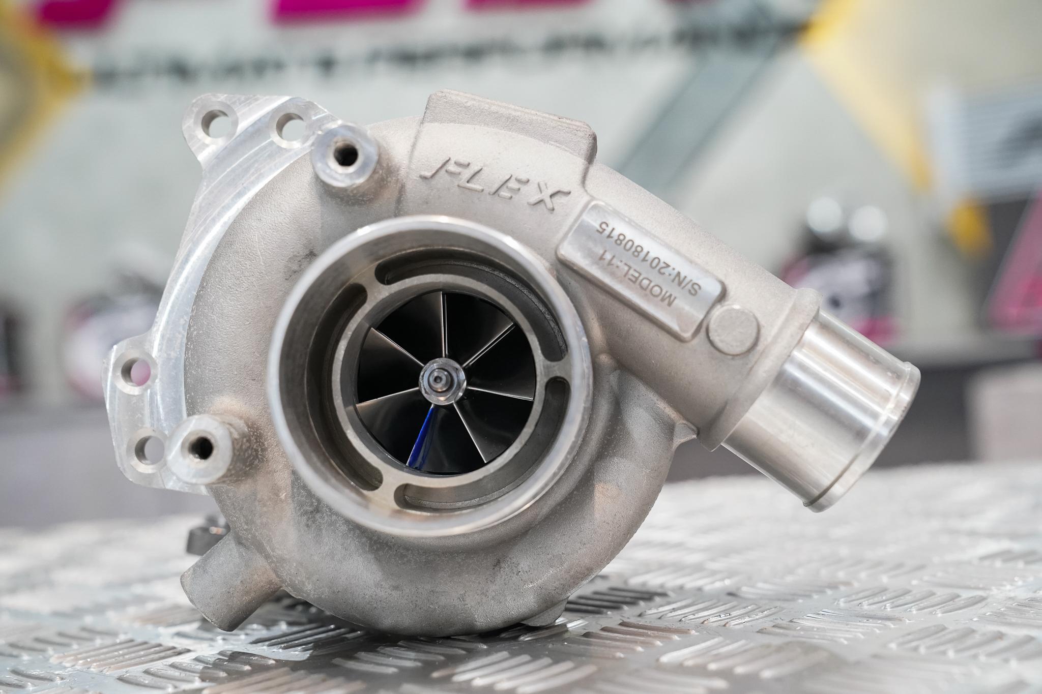 FLEX Turbo 14