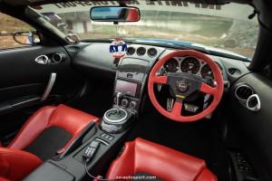 LB Nation Z33 350Z Clayton Cunningham Racing Livery DSC_7446