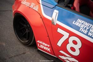 LB Nation Z33 350Z Clayton Cunningham Racing Livery DSC_8055