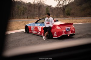 LB Nation Z33 350Z Clayton Cunningham Racing Livery DSC_8138