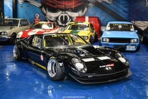 LB WORKS LAMBORGHINI MIURA Replica from FORD GT40 05