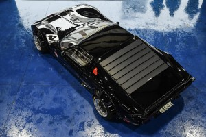 LB WORKS LAMBORGHINI MIURA Replica from FORD GT40 06