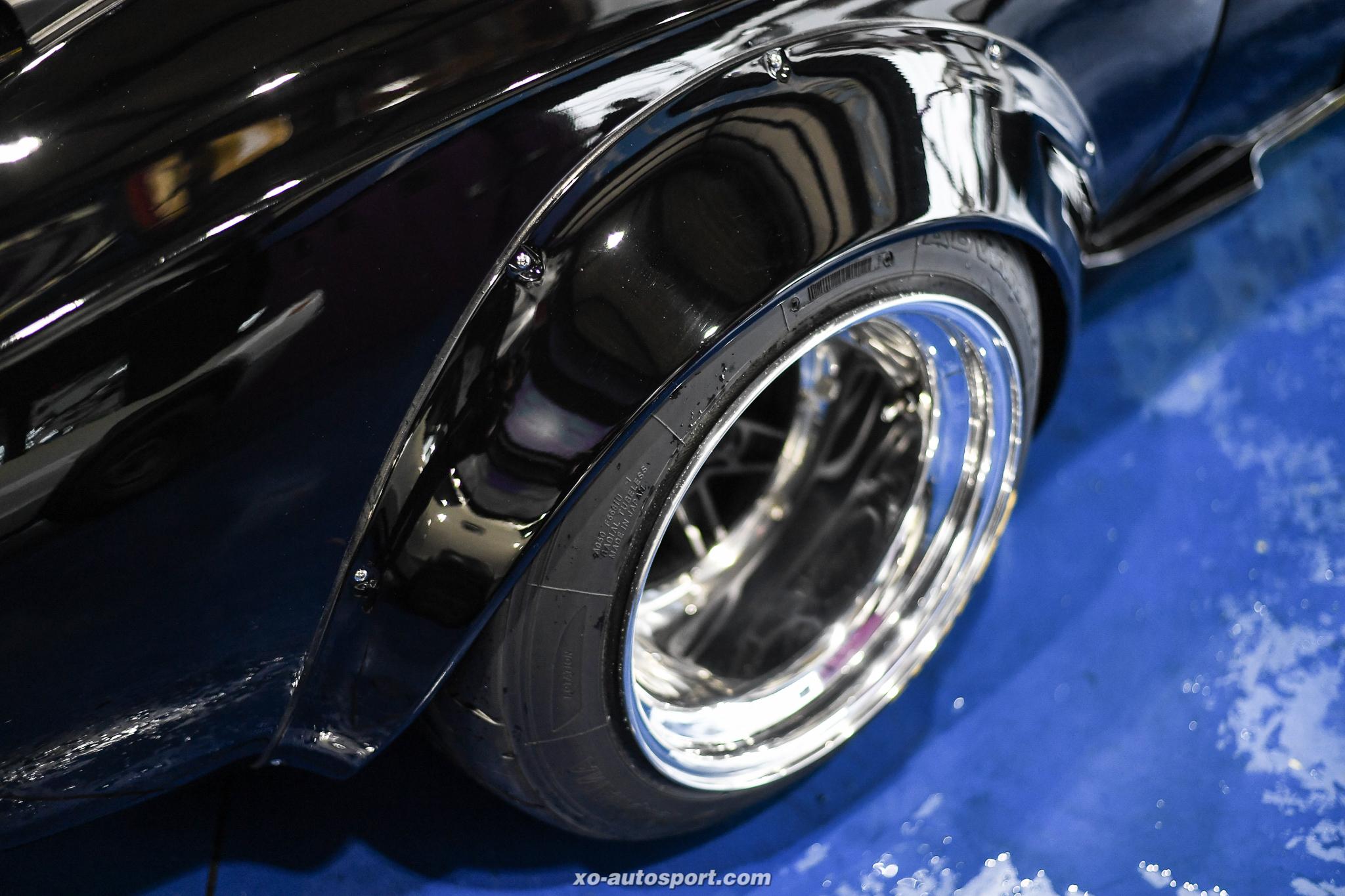LB WORKS LAMBORGHINI MIURA Replica from FORD GT40 15
