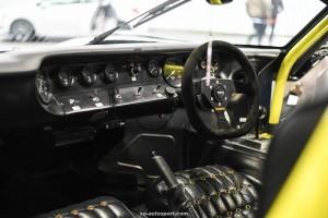 LB WORKS LAMBORGHINI MIURA Replica from FORD GT40 17