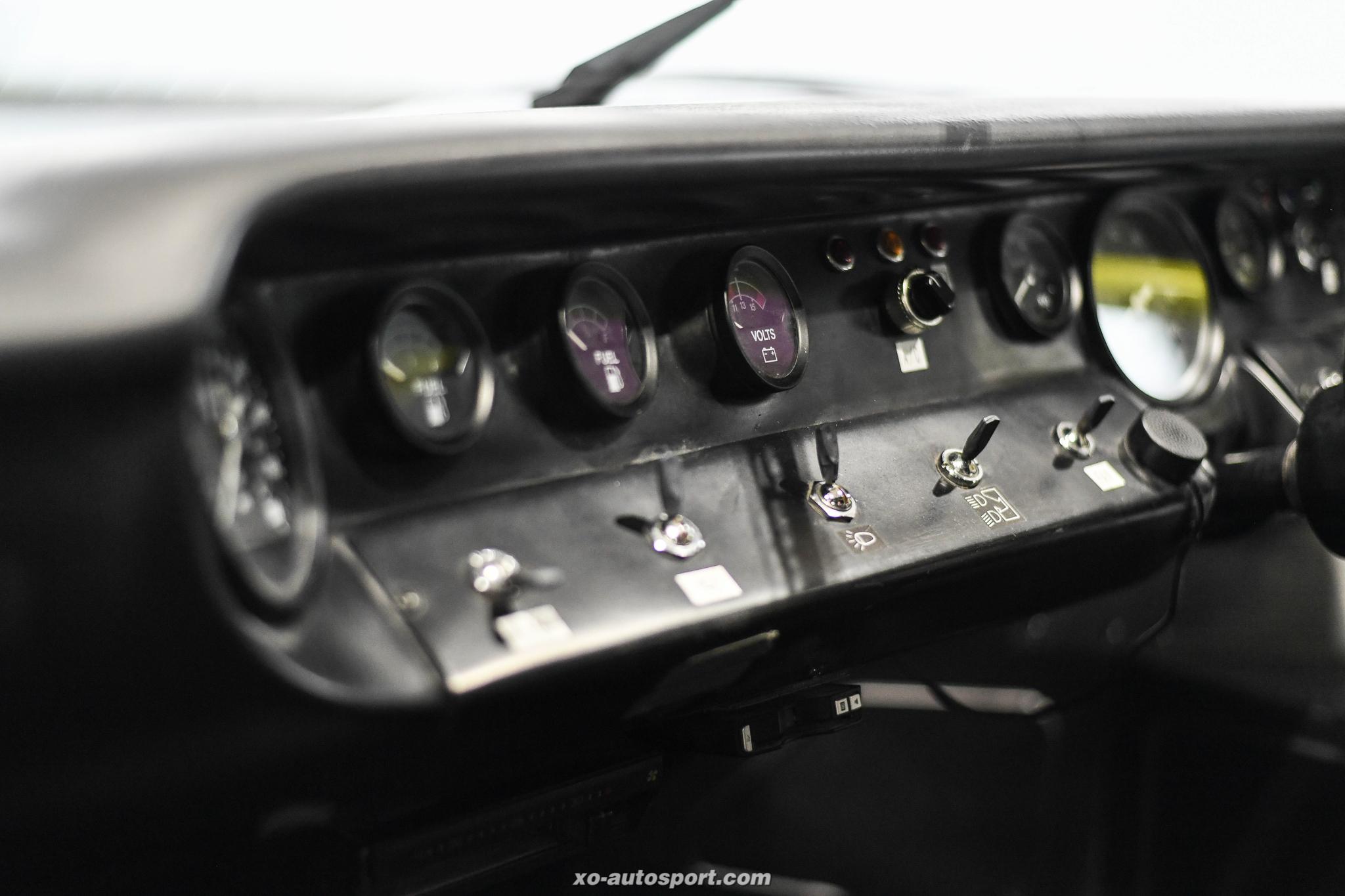 LB WORKS LAMBORGHINI MIURA Replica from FORD GT40 18