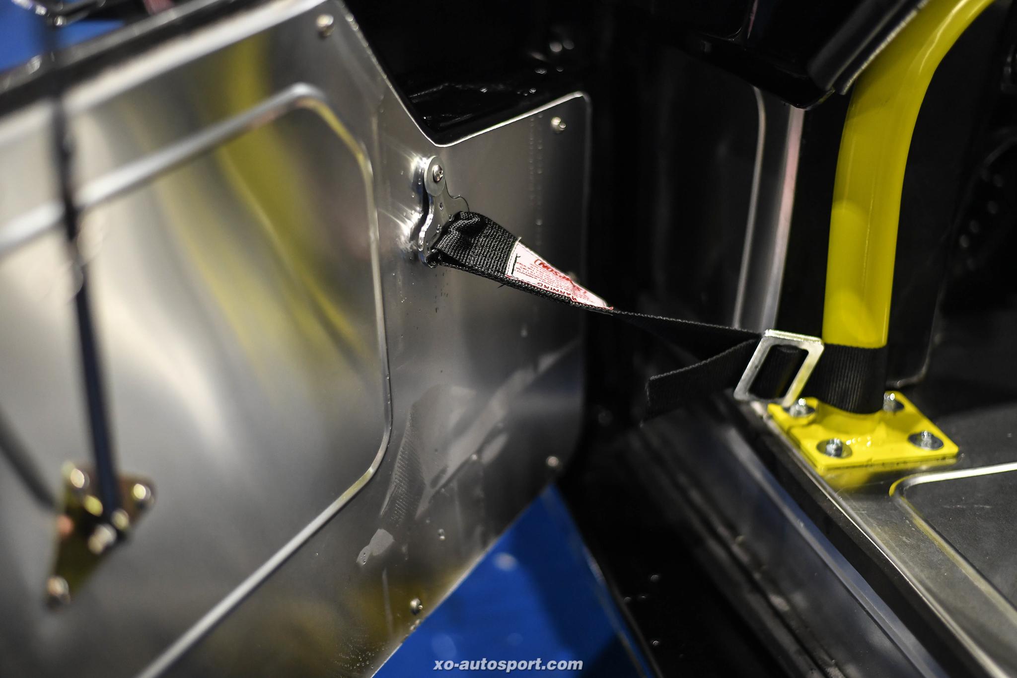 LB WORKS LAMBORGHINI MIURA Replica from FORD GT40 19