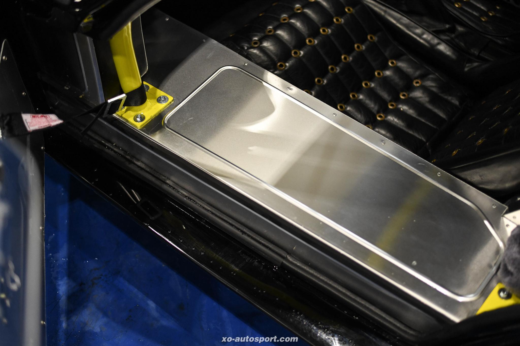 LB WORKS LAMBORGHINI MIURA Replica from FORD GT40 20