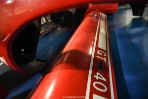 LB WORKS LAMBORGHINI MIURA Replica from FORD GT40 23