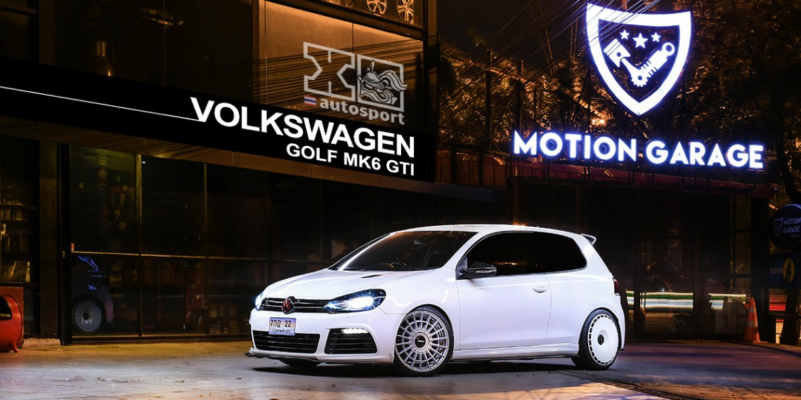 Artty VW GOLF R MK6