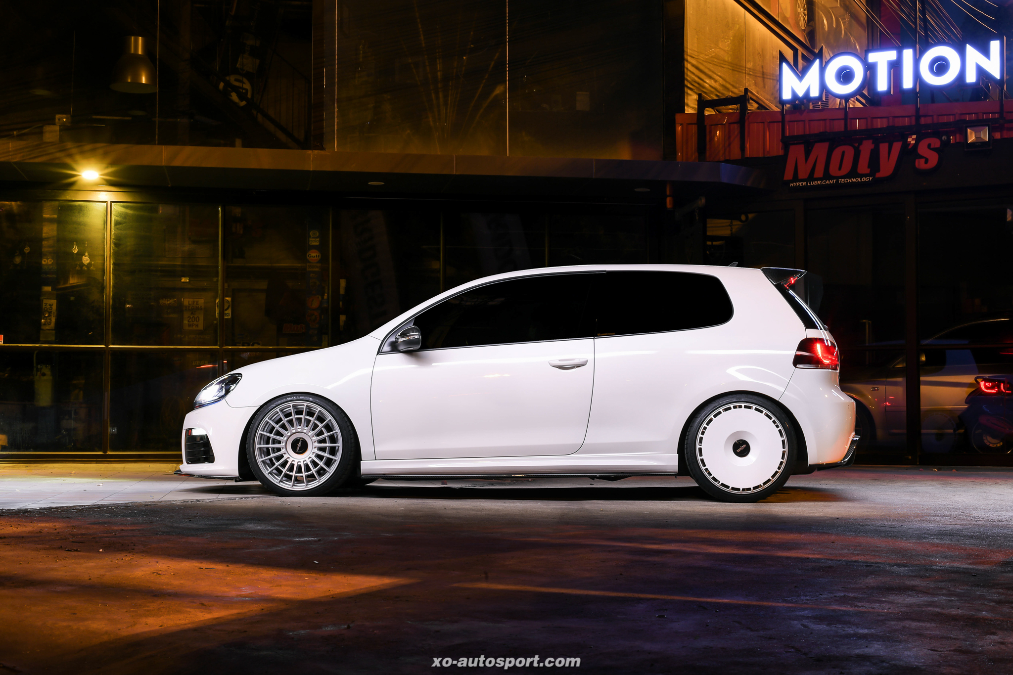Artty VW GOLF R MK6 2