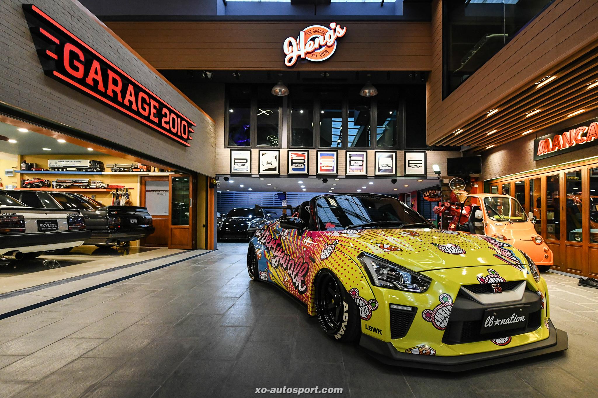 Heng Garage 12
