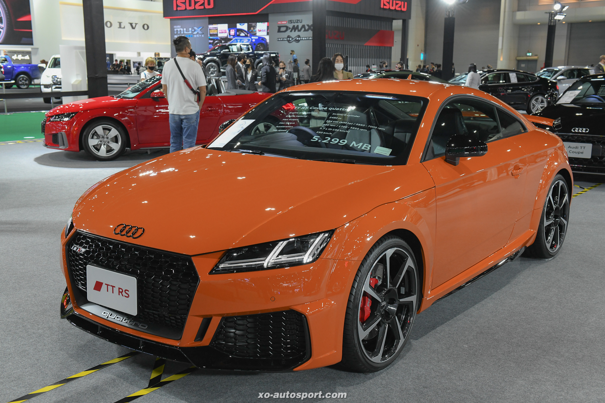 02 Audi TT RS