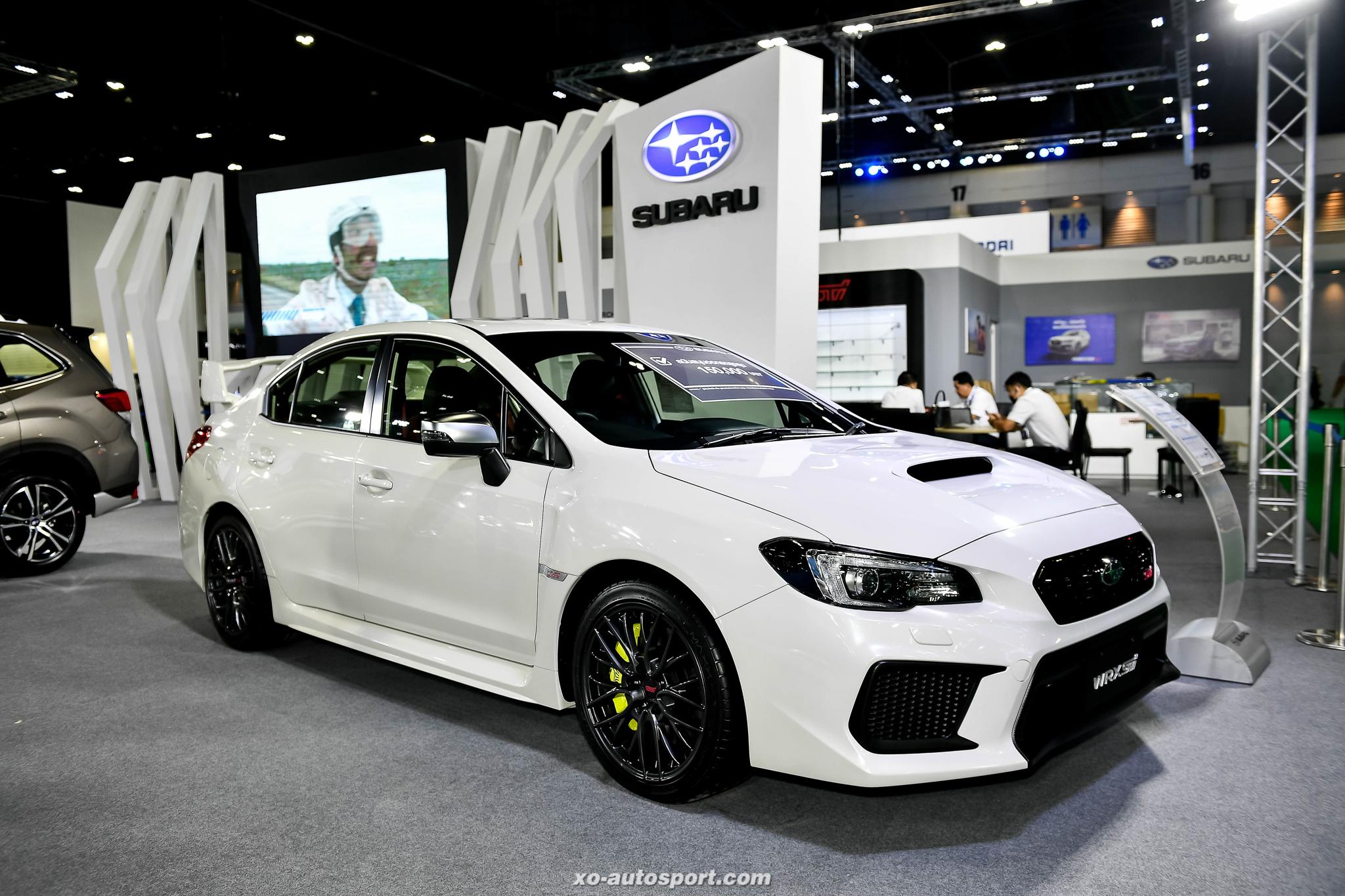 14 Subaru WRX STi