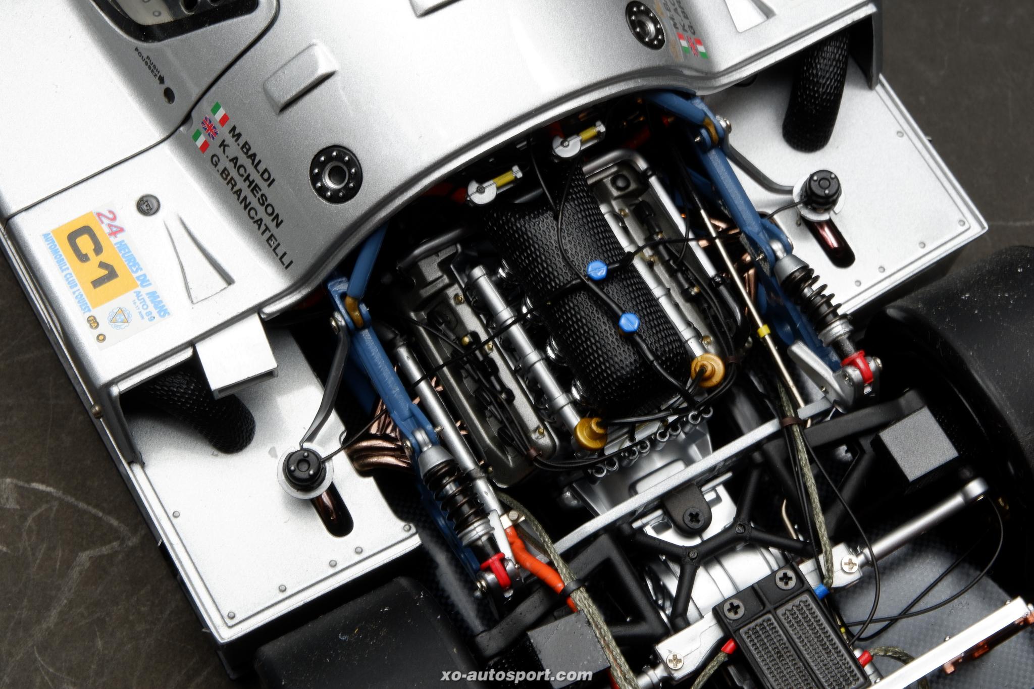 AMP MODELCAR DSCF2523