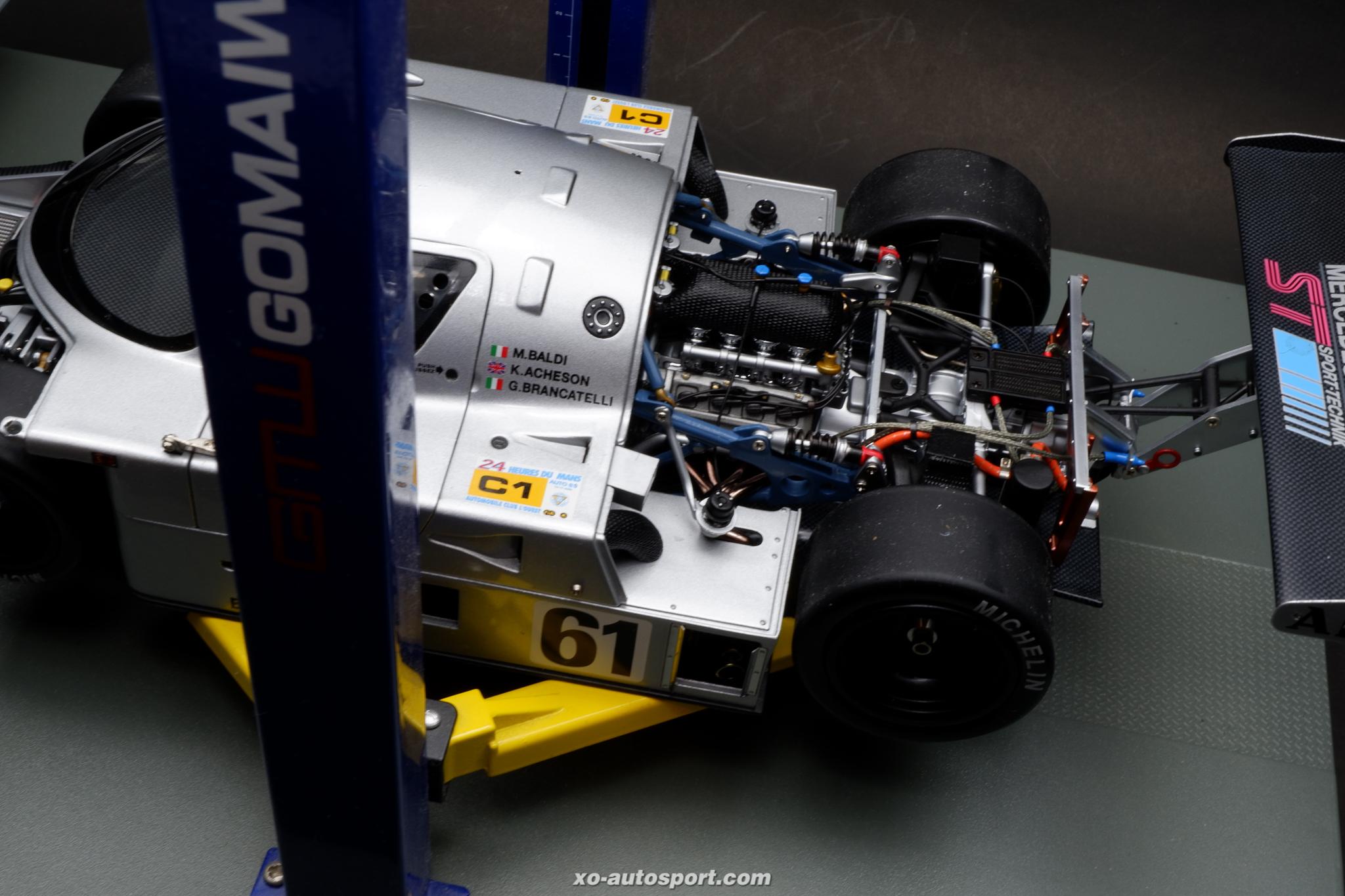AMP MODELCAR DSCF2531