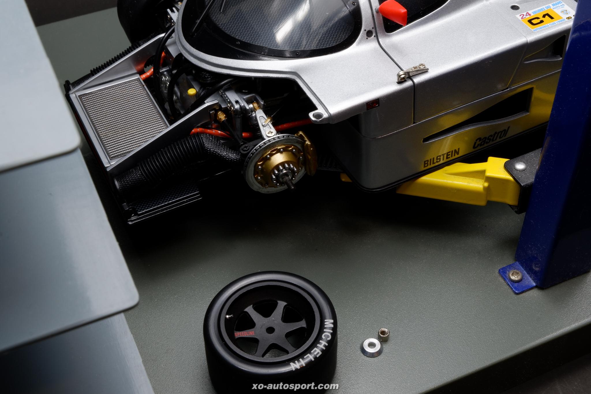 AMP MODELCAR DSCF2551