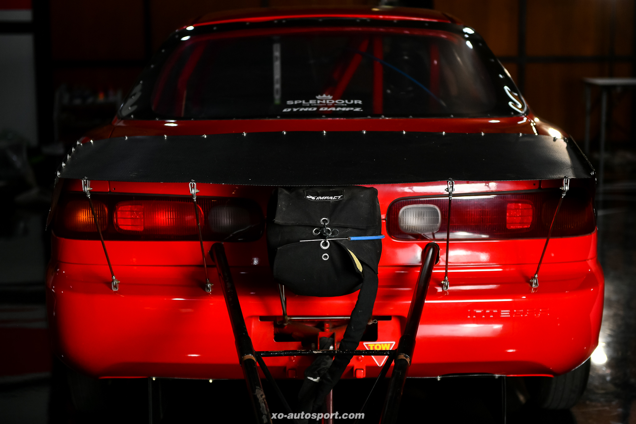 INTEGRA DC2 PRO 4 FWD Champion by FLOW LAB CNC 06