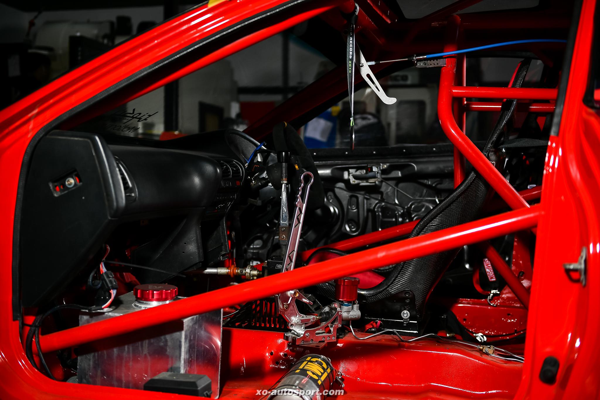 INTEGRA DC2 PRO 4 FWD Champion by FLOW LAB CNC 14