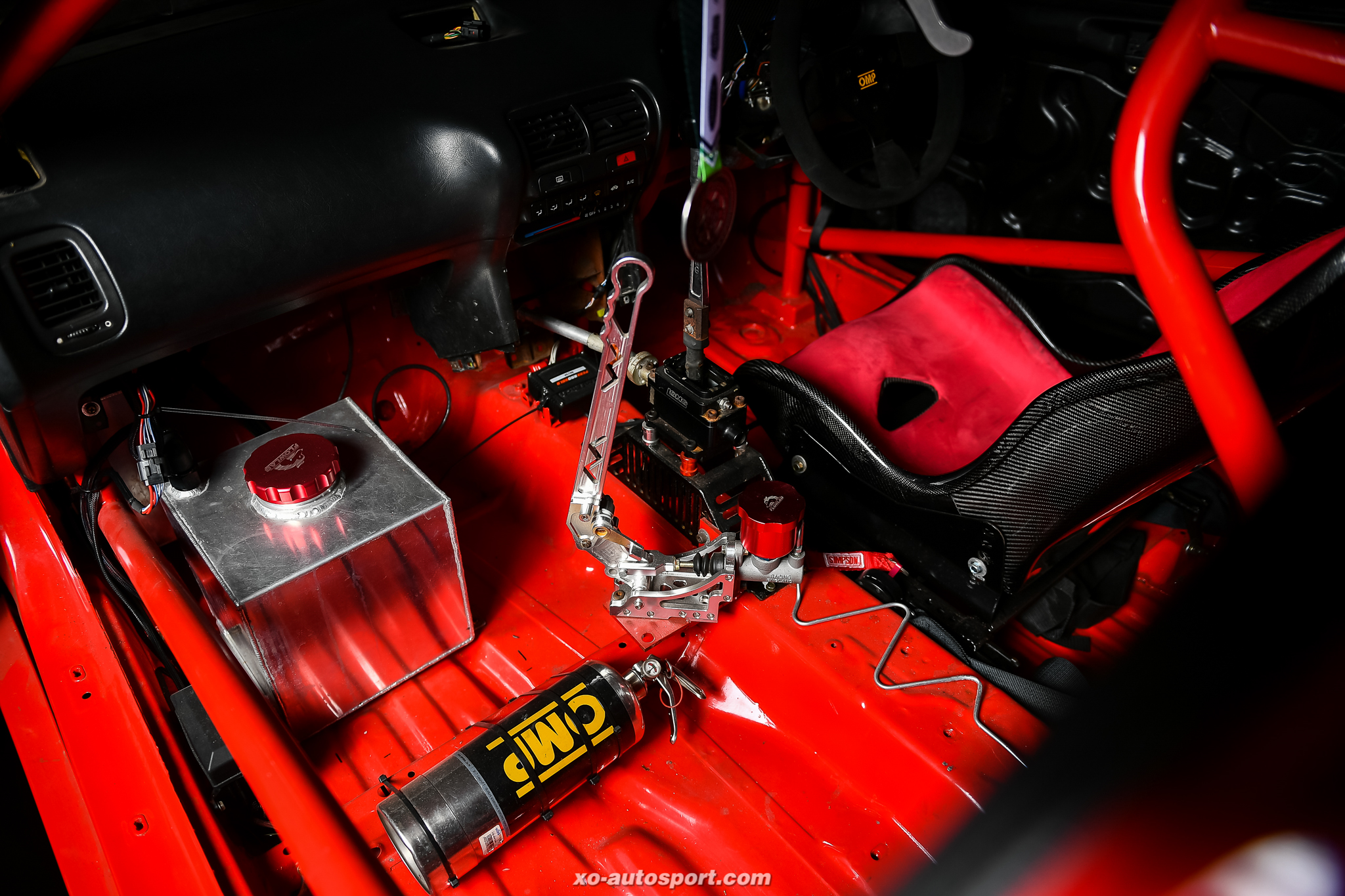 INTEGRA DC2 PRO 4 FWD Champion by FLOW LAB CNC 17