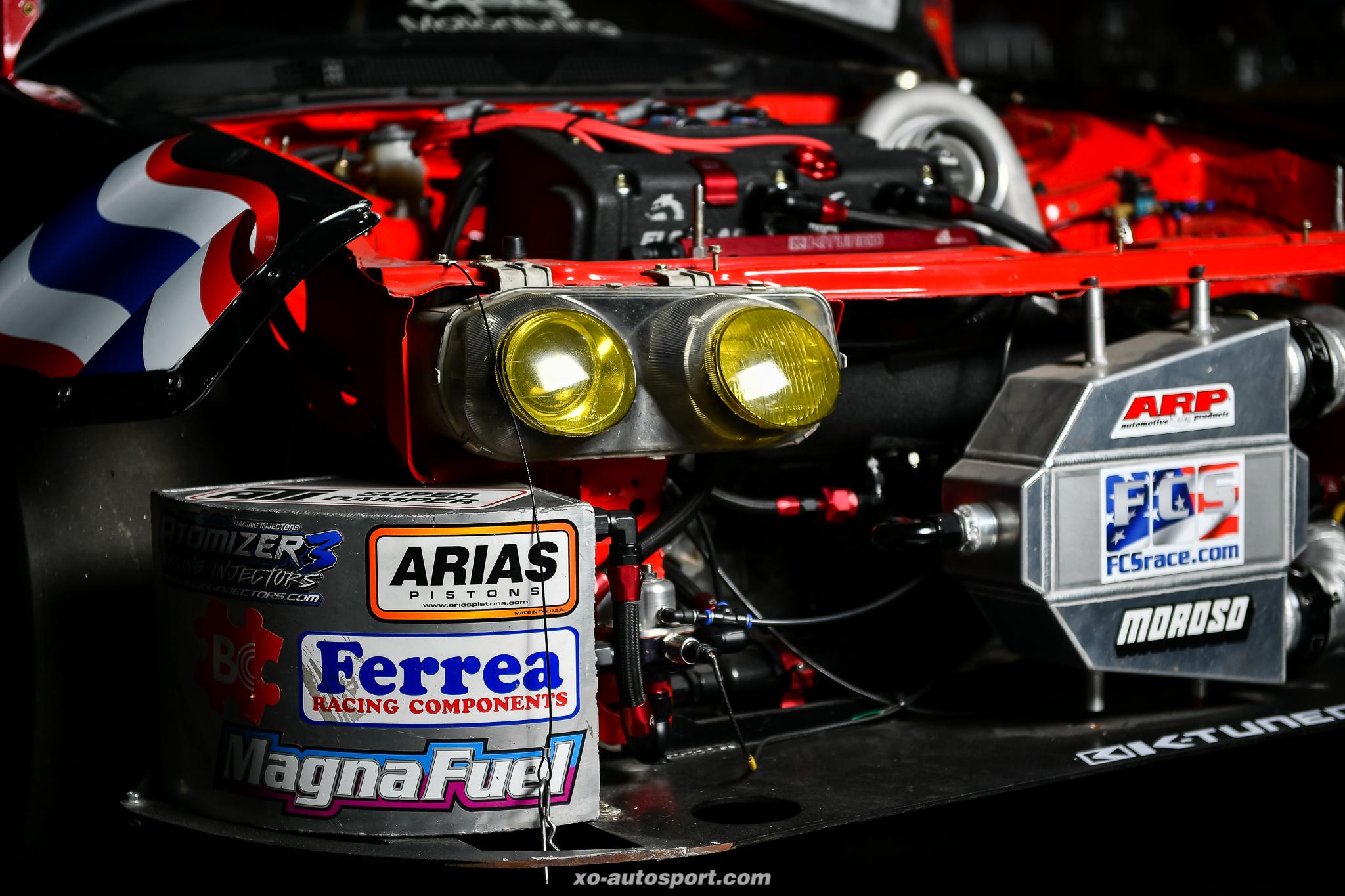 INTEGRA DC2 PRO 4 FWD Champion by FLOW LAB CNC 26