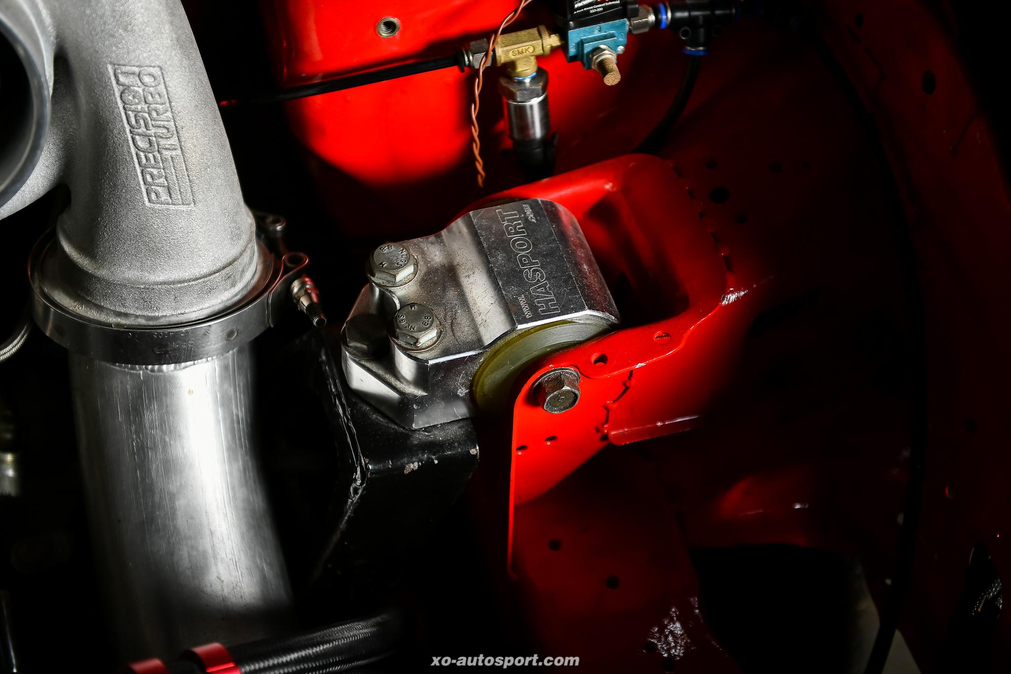 INTEGRA DC2 PRO 4 FWD Champion by FLOW LAB CNC 32