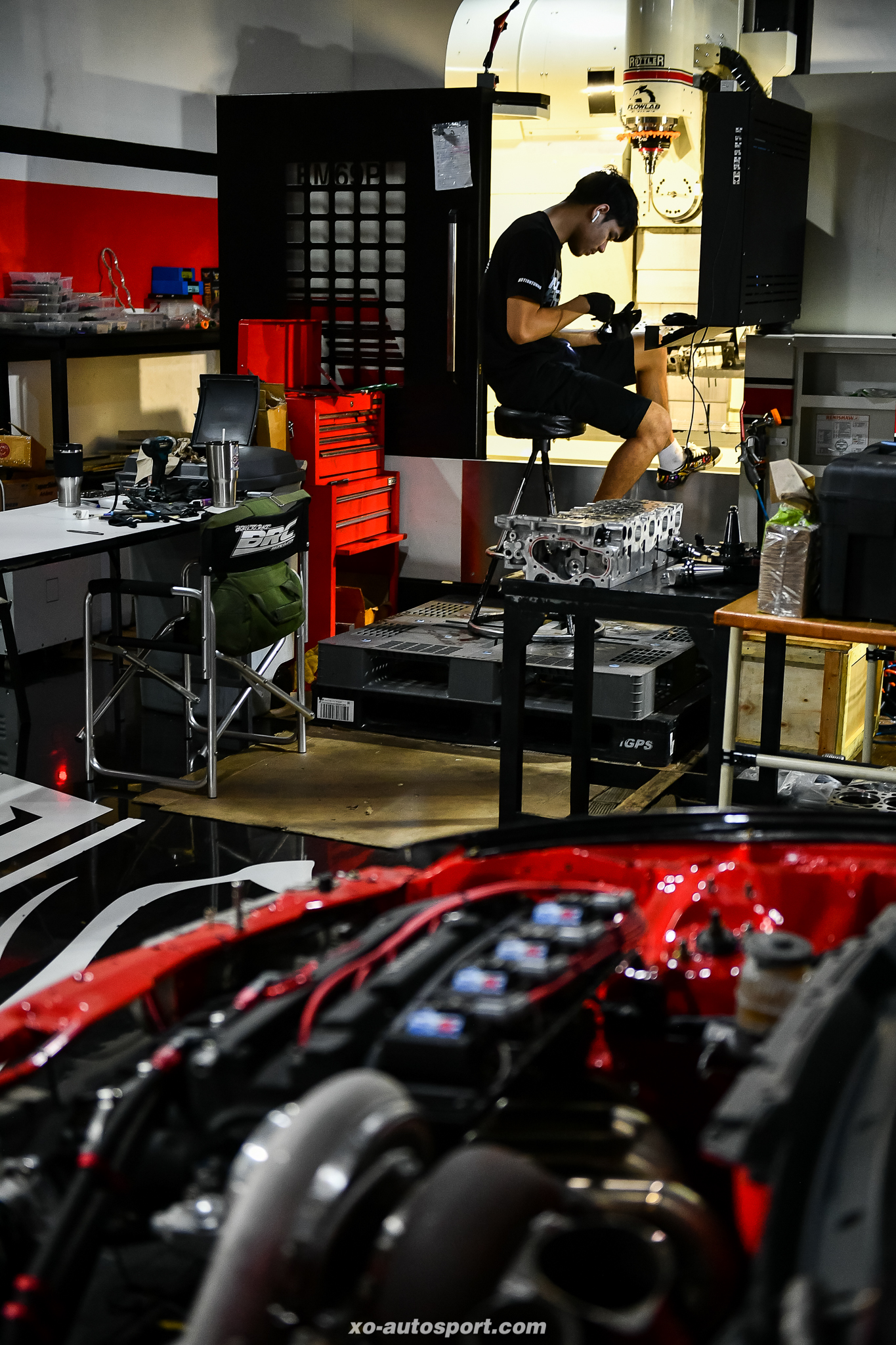 INTEGRA DC2 PRO 4 FWD Champion by FLOW LAB CNC 38