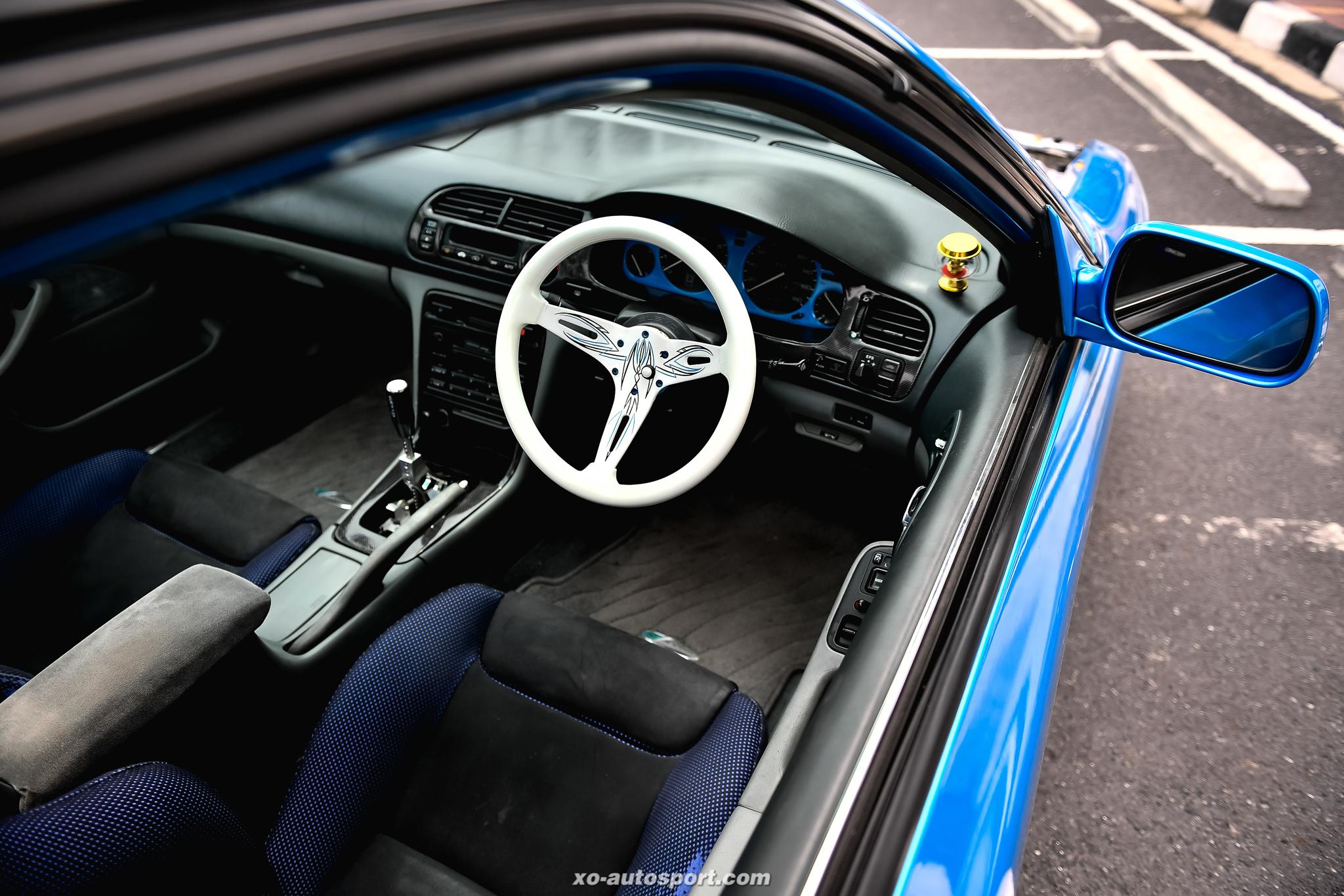 Ohm Xenon Accord Coupe 6