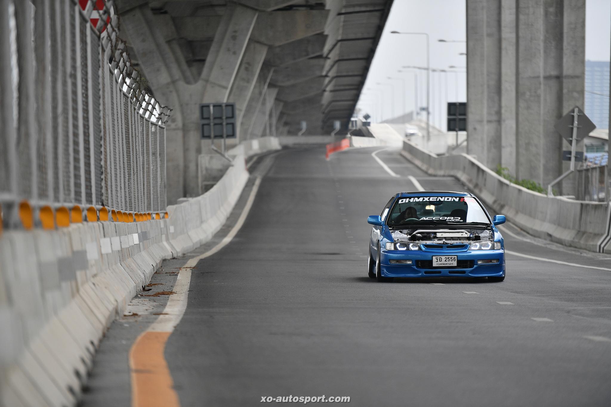 Ohm Xenon Accord Coupe open