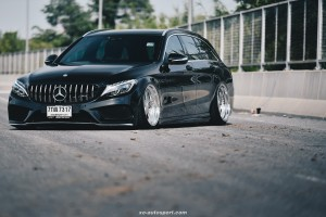 W 205 – ONLY LOW 63_05 XO Benz Stance-11