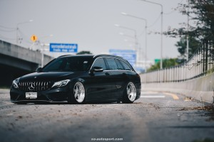 W 205 – ONLY LOW 63_05 XO Benz Stance-2