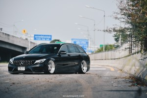 W 205 – ONLY LOW 63_05 XO Benz Stance-4