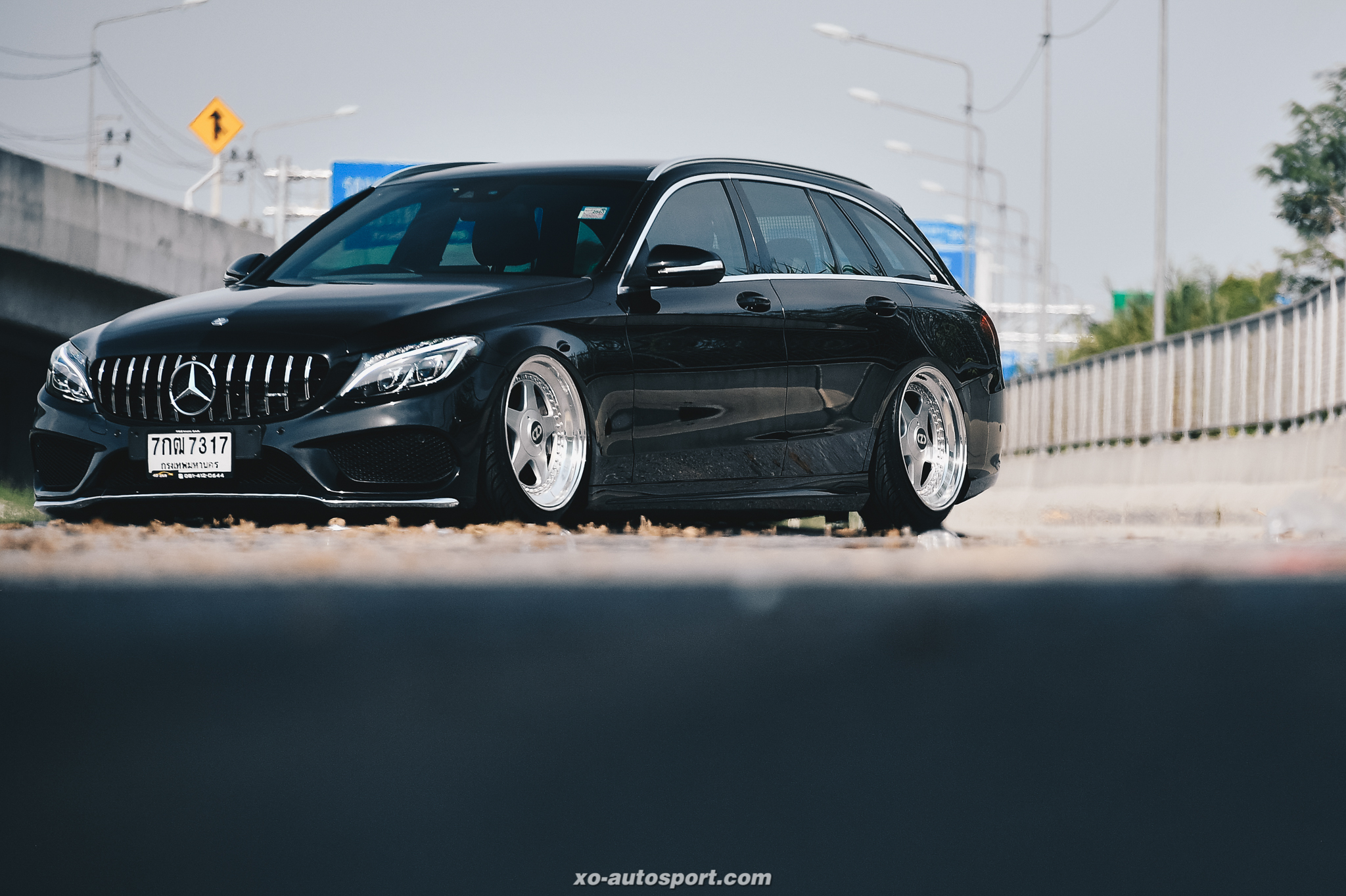 W 205 – ONLY LOW 63_05 XO Benz Stance-5