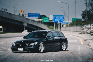 W 205 – ONLY LOW 63_05 XO Benz Stance-6