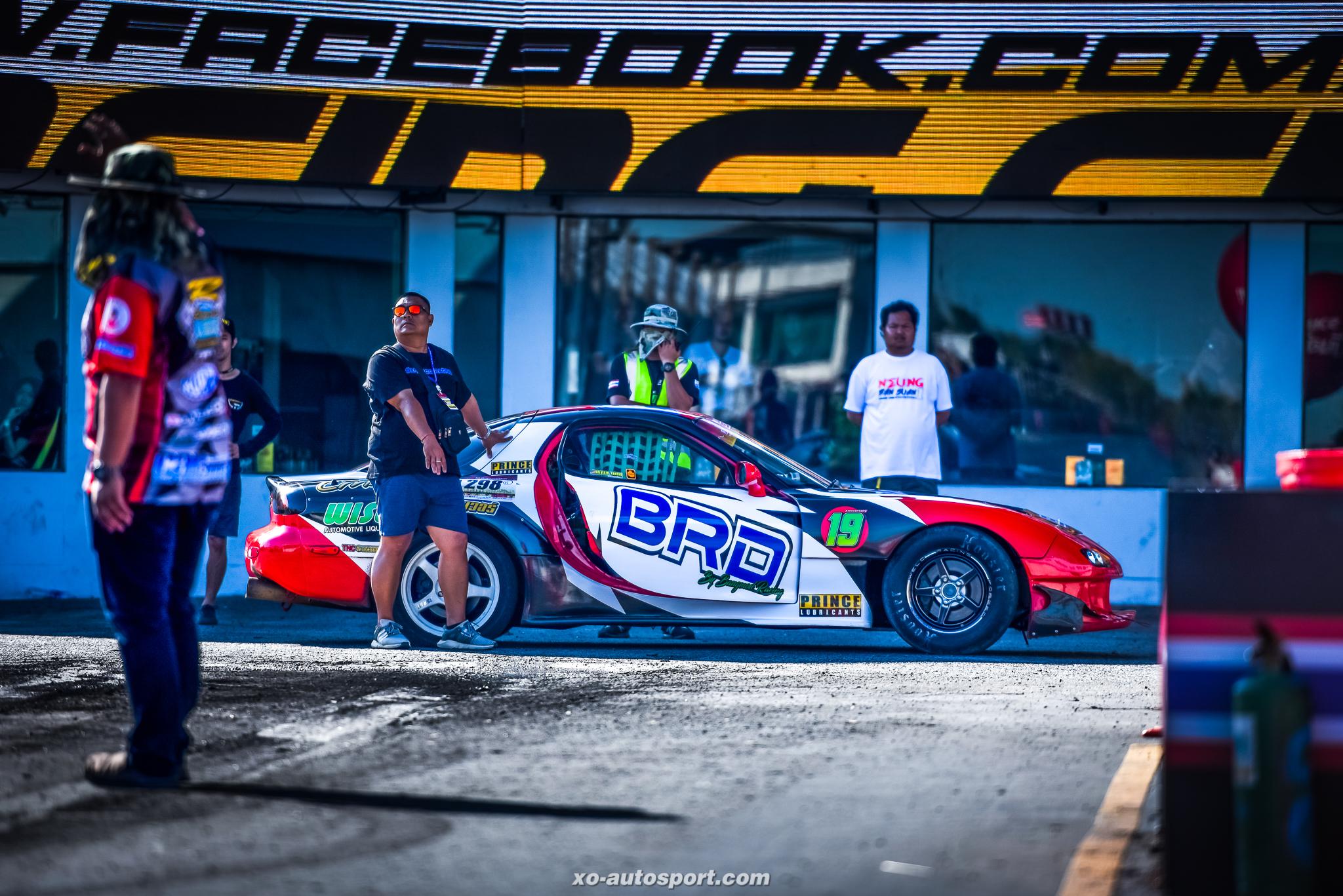 Bangmod Racing Super 4 2WD 12