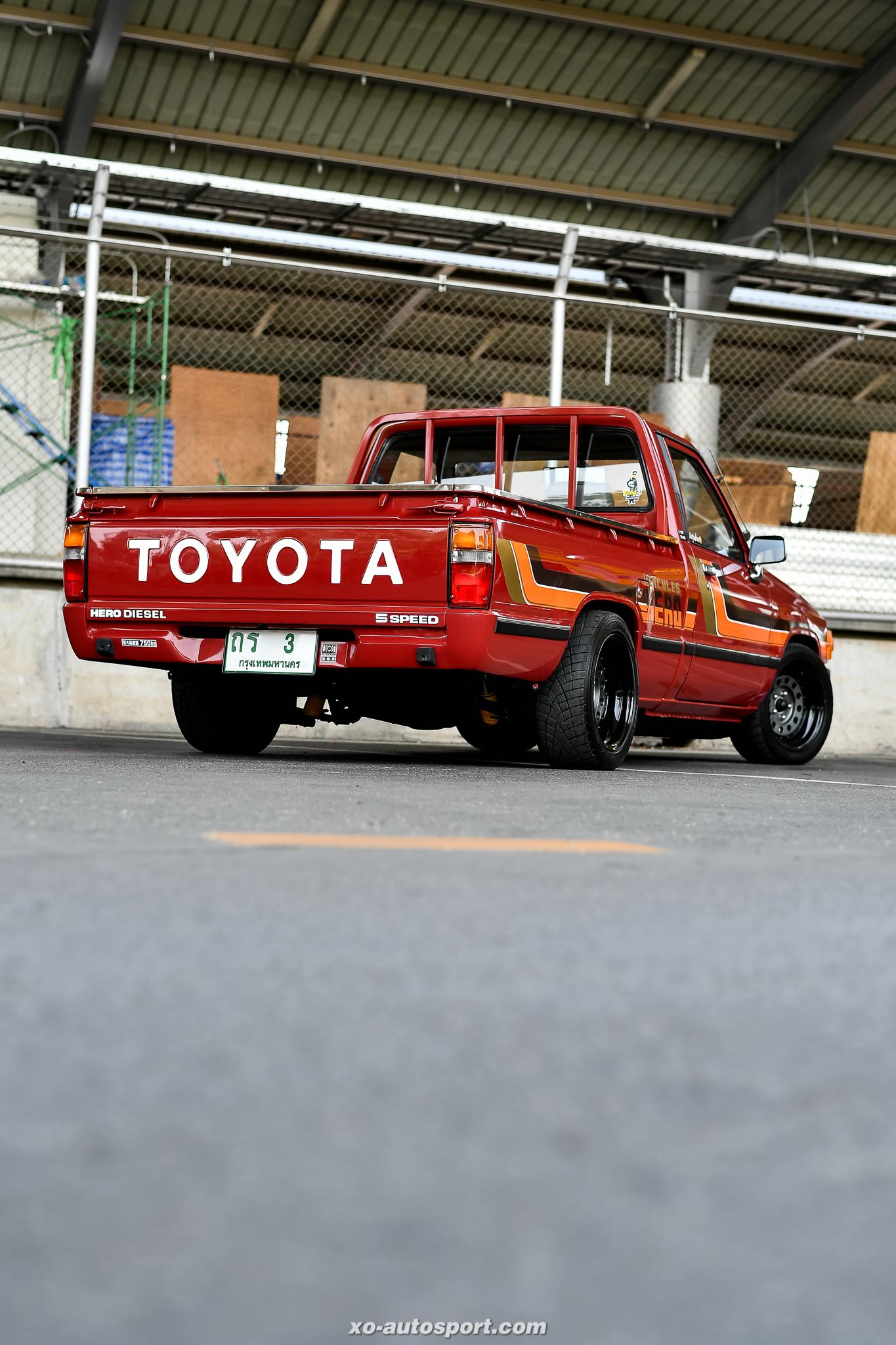 Short base truck 002