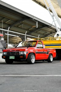 Short base truck 005