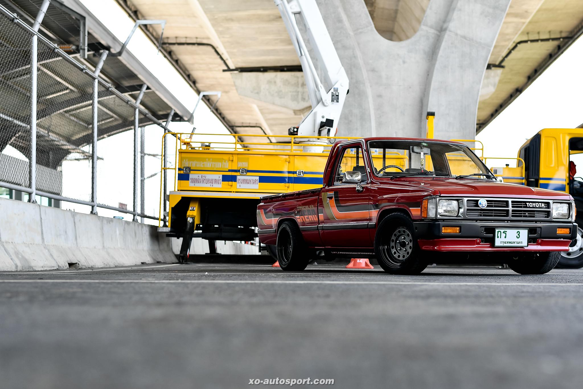 Short base truck 08