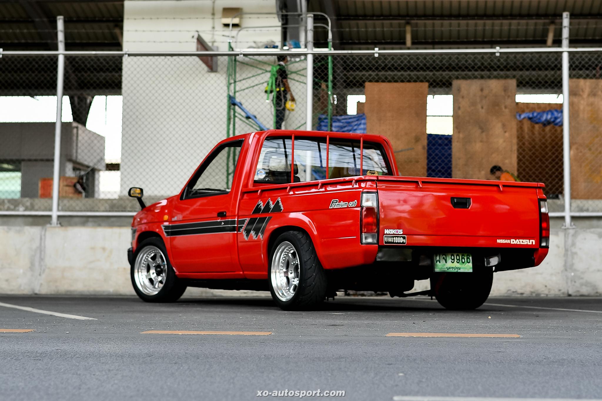 Short base truck 35