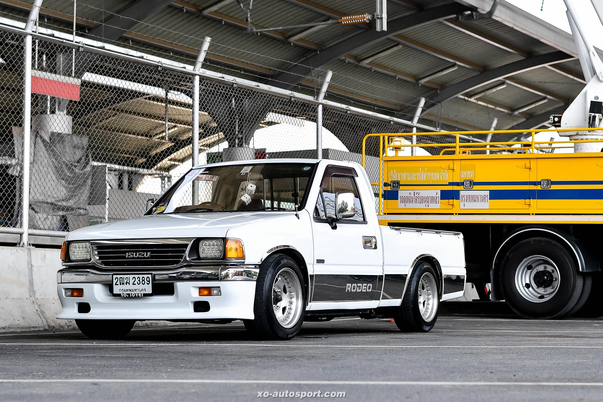 Short base truck 45