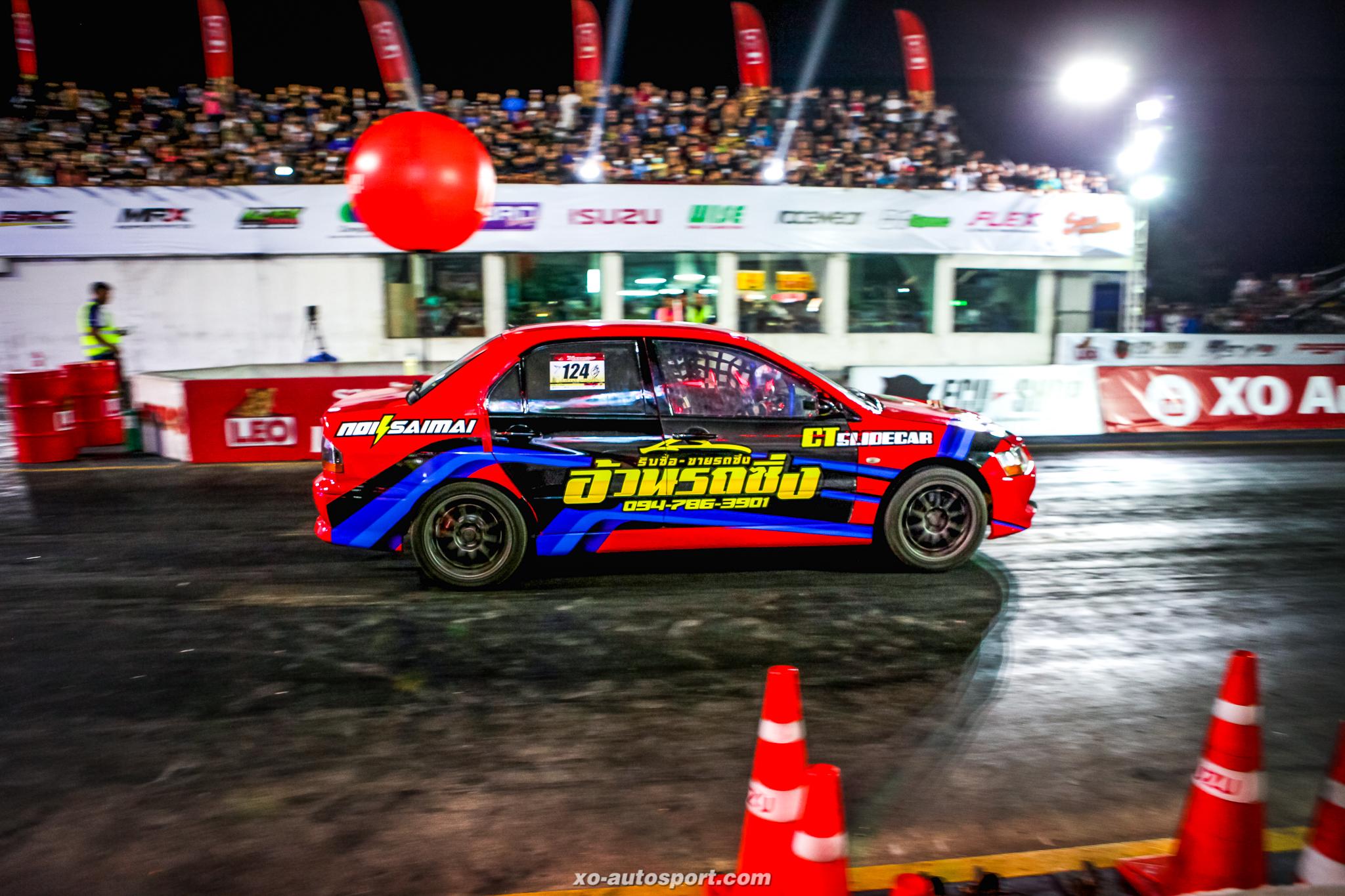 Super 4 4WD Champion 13